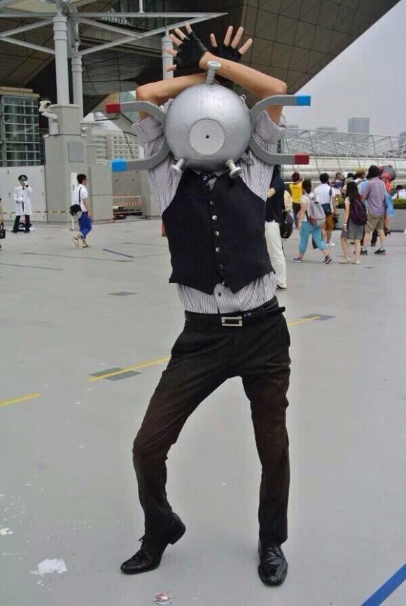 comiket magnemite