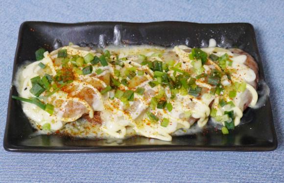 sake food top