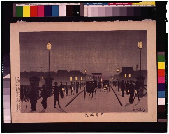 日本橋夜景