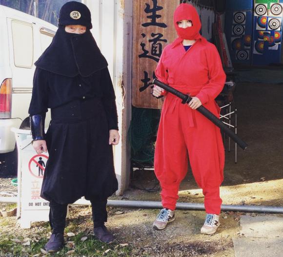 nara ninja top