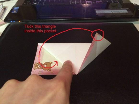 origami bookmark (10-1)