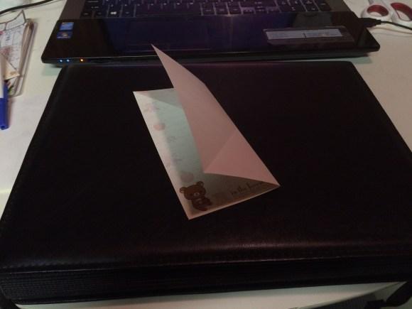 origami bookmark (3)