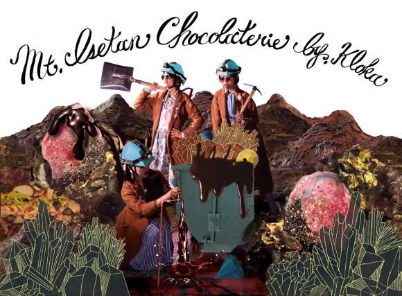 chocolate mine top