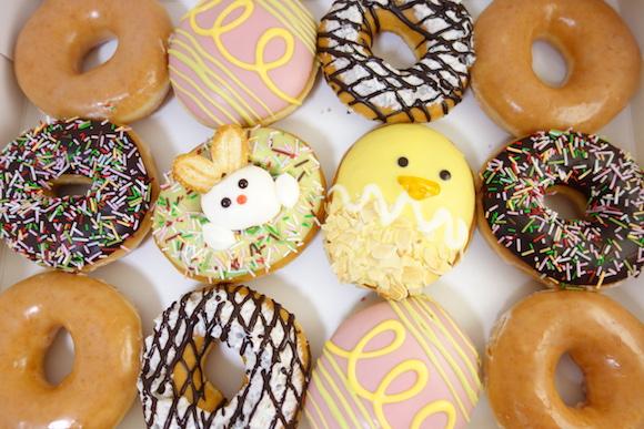 Krispy Kreme Easter13