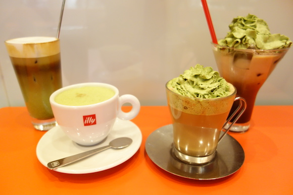Matcha Coffee10