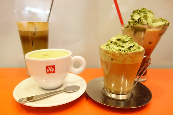 Matcha Coffee12