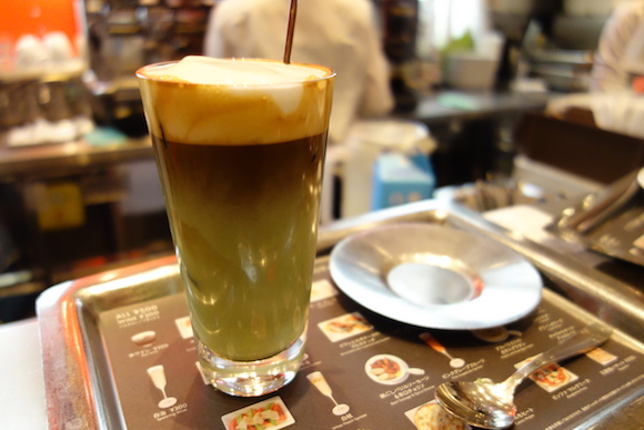 Matcha Coffee5