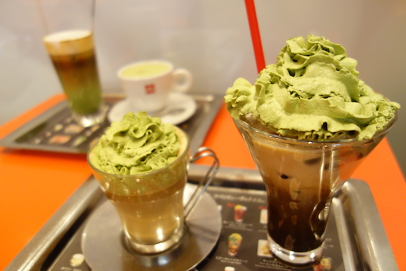 Matcha Coffee9