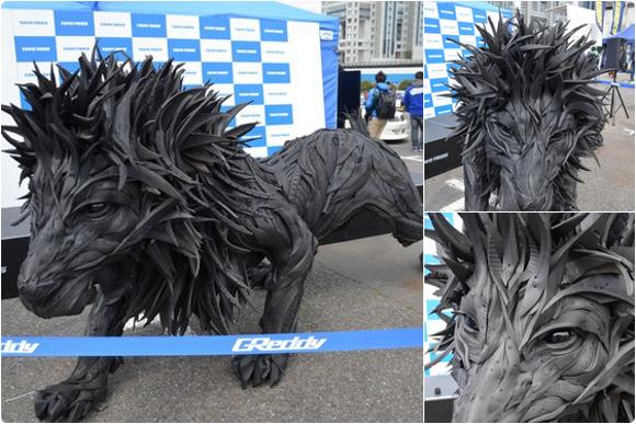 tire lion top