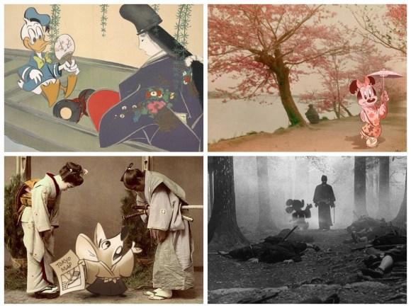disney japan edits