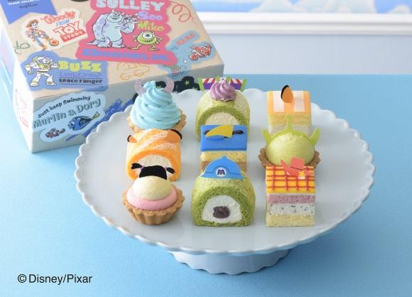 pixar cakes top