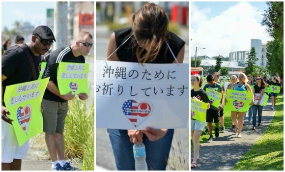 americans in okinawa