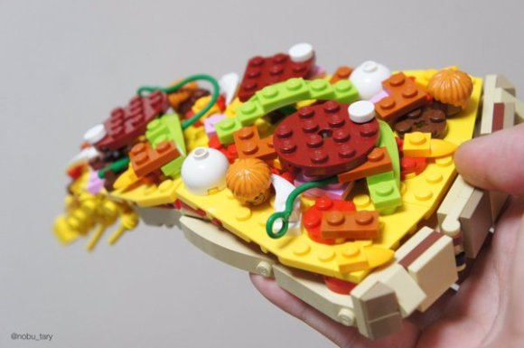 lego food top