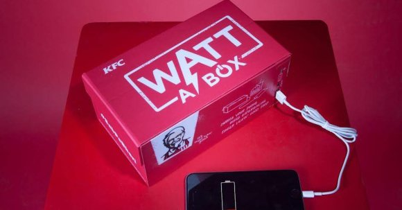 kfc battery box top