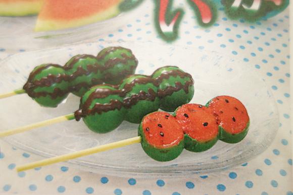 Watermelon Dango5