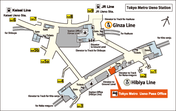map-metro