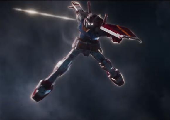 Ready Player One Mechagodzilla Vs Gundam