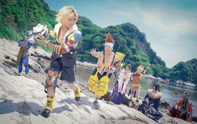 Here They Are The Absolute Best Final Fantasy X Cosplay Photos Anyone S Ever Taken Photos Soranews24 Japan News