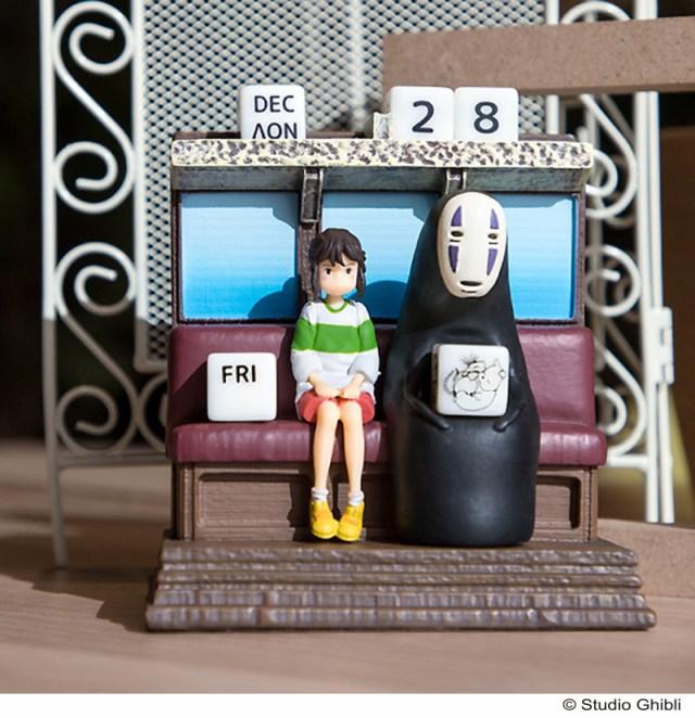 Studio Ghibli Makes Every Day Magical With New Spirited Away Totoro And Kiki Calendars Soranews24 Japan News