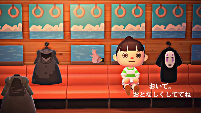 Animal Crossing Fan Recreating All Of Ghibli S Spirited Away In New Horizons And It S Incredible Soranews24 Japan News