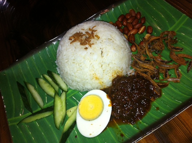original nasi lemak