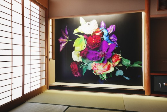 ホテル古湧園 (C)NOBUYOSHI ARAKI/Dogo Onsenart 2014 & HOTEL HORIZONTAL, All Rights Reserved