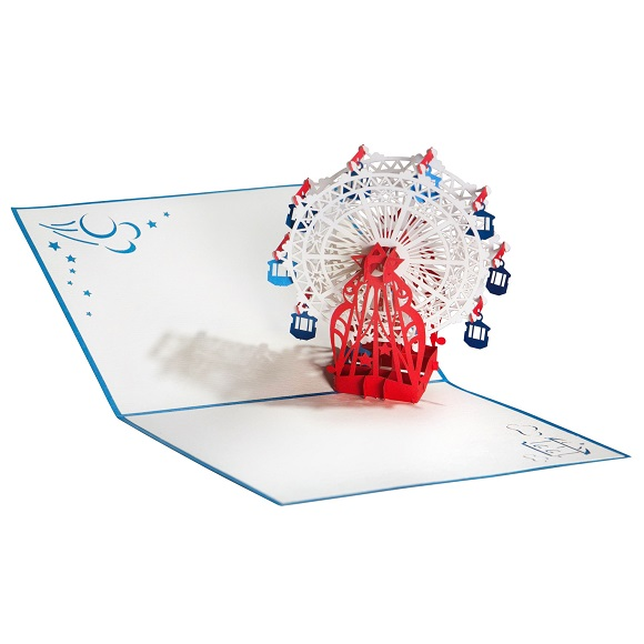 ferris_wheel-blue_red_white-paper_lovepop_popup_card-angle