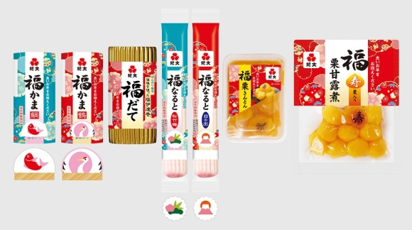 3-2【紀文食品】福シリーズ
