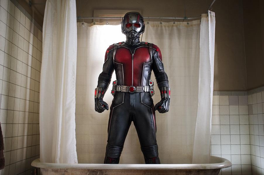 Marvel's Ant-Man Scott Lang/Ant-Man (Paul Rudd) Photo Credit: Zade Rosenthal © Marvel 2014