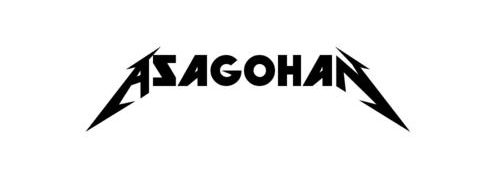 ASAGOHAN