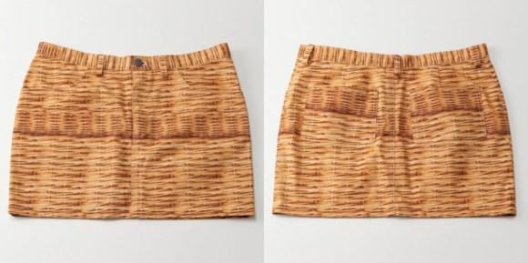 籠スカート