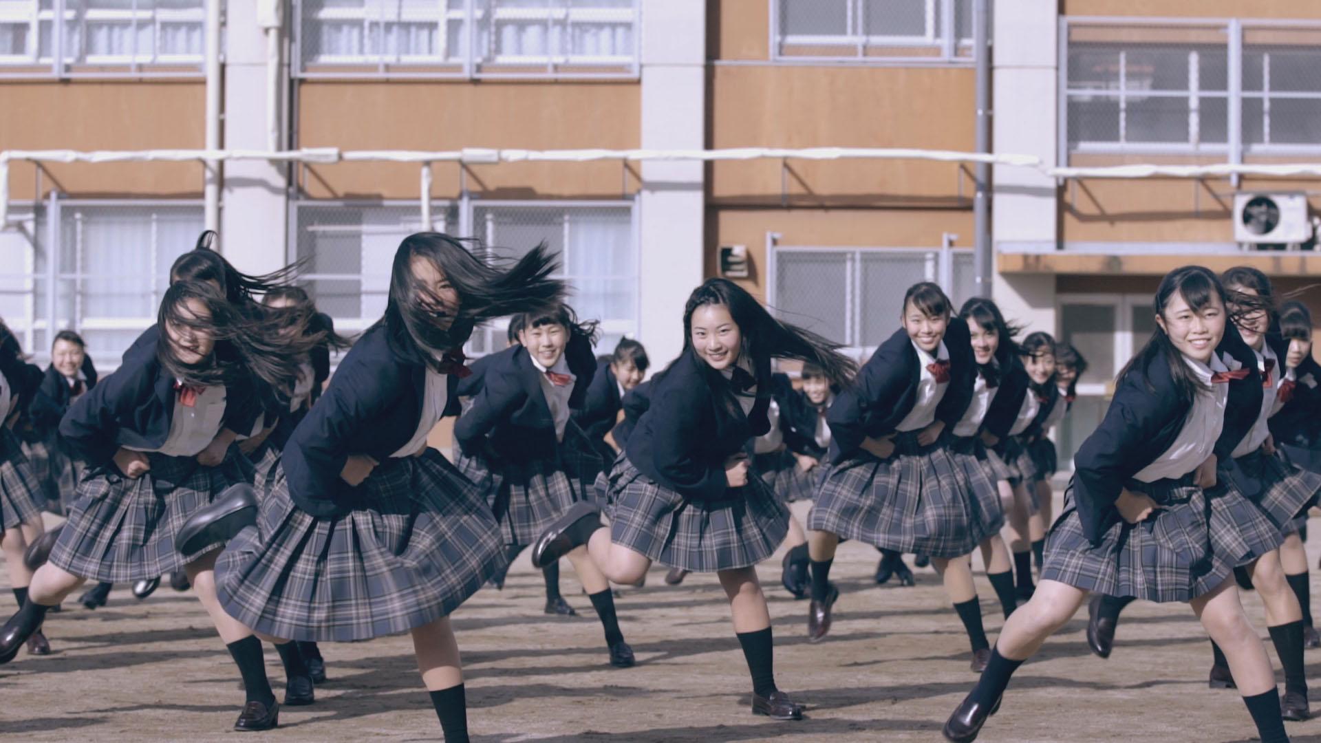 ダンス ダンス 登美 バブリー 高校 部 丘